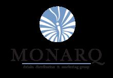 Logo Monarq Group footer