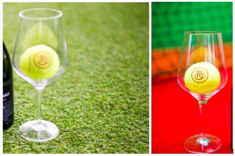 news:A championship winery! Ramón Bilbao at Wimbledon