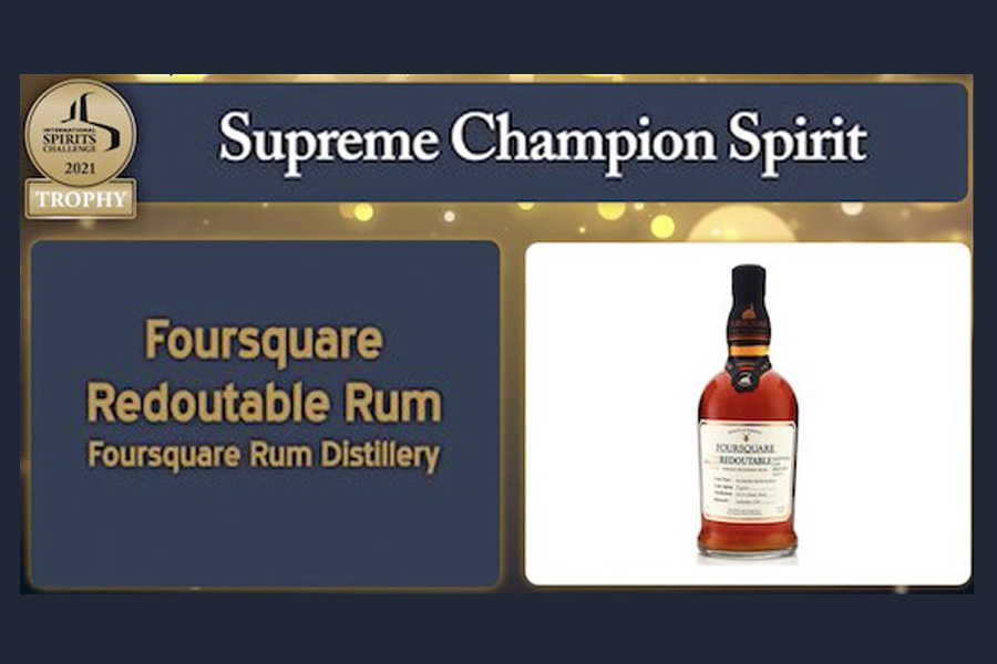 news:Foursquare Redoubtable Named Supreme Champion at ISC 2021