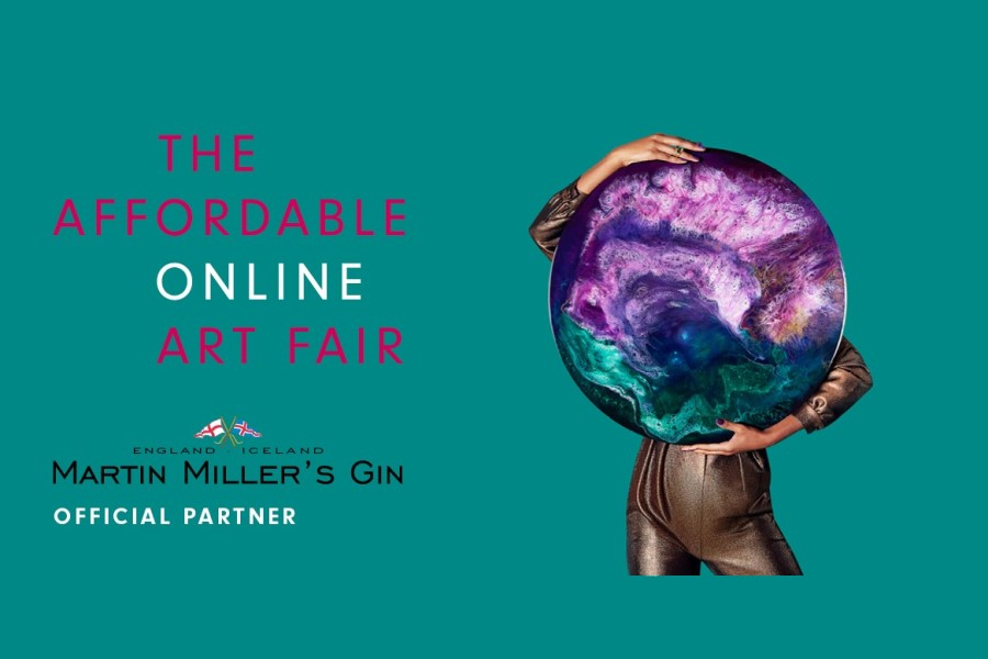 News:Martin Miller's Gin announces partnership with The Affordable Online Art Fair