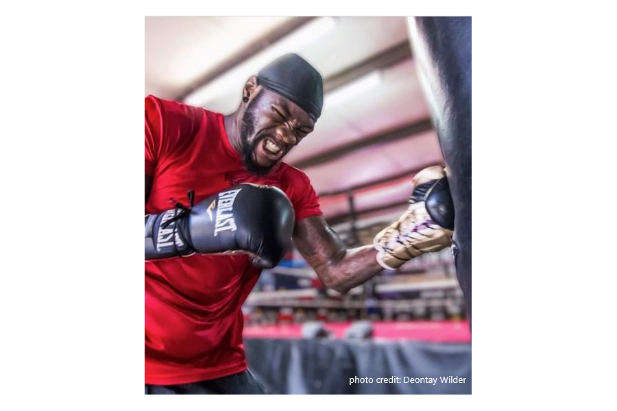 news:Rhum Barbancourt partners with Deontay Wilder, one of boxing's biggest global superstars