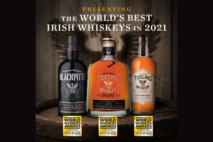 news:Teeling: The Wold's Best Irish Whiskey